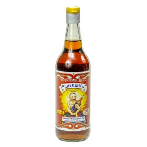 GOLDEN  BOY FISH SAUCE/GIASS
